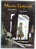 DOSSIER DE PRESSE BONHOMME - MESSIRE GUILLAUME - Libri, Riviste, Fumetti