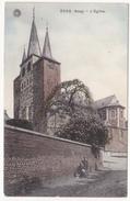 Amay: L' Eglise. (Erster Weltkrieg, 1914.) - Amay