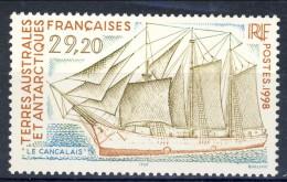 TAAF 1998 N. 230 F. 29,20 MNH Catalogo € 14,50 - Terre Australi E Antartiche Francesi (TAAF)