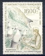 TAAF 1999 N. 243 F. 16 MNH Catalogo € 7,90 - Terre Australi E Antartiche Francesi (TAAF)