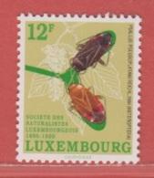 1990 ** (sans Charn., MNH, Postfrisch)  Yv  1197Mi  1247 - Luxembourg