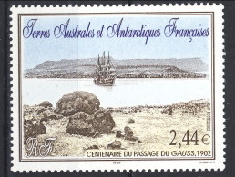 TAAF 2002 N. 334 € 2,44 MNH Catalogo € 9,50 - Terre Australi E Antartiche Francesi (TAAF)