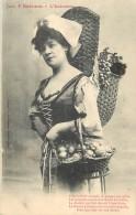 PIE-16-4083 : EDITION BERGERET NANCY. LES 4 SAISONS  L AUTOMNE - Cartes Postales