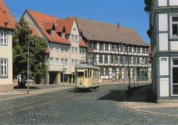 Strassenbahn Halberstadt (D); Tram; Tramway - Halberstadt