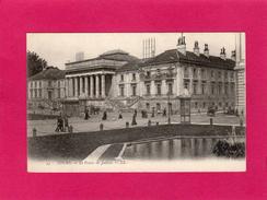 37 INDRE ET LOIRE, TOURS, Le Palais De Justice, Animée, (L. L.) - Tours