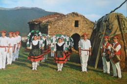 Folklore Vasco - Vizcaya (Bilbao)