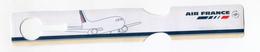 """Etiquette à Bagages """"Air France"""" Compagnie Aérienne - Aviation - Avion De Ligne - Étiquettes à Bagages"""