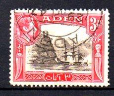 T383 - ADEN ,  Yvert N. 22 Usato - Aden (1854-1963)