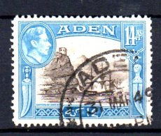 T385 - ADEN ,  Yvert N. 23A Usato - Aden (1854-1963)