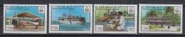 KIRIBATI : Yvert 28-31 – 'London 1980' Stamp Exhibition – MNH ** - Kiribati (1979-...)