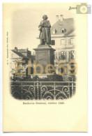 Bonn (Nordrhein-Westfalen), AK, Beethove-Denkmal, Errichtet 1845, Ungebraucht - Bonn