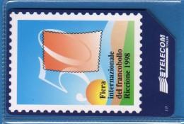 Telecom Italia °(3) -C&C 864 - £ 2.000 - RICCIONE 98 - Europa Card Show .  Usate  Vedi Descrizione. - Pubbliche Pubblicitarie