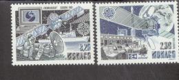 CEPT Europäische Weltraumfahrt Monaco 2009 - 2010 Postfrisch MNH ** - 1991
