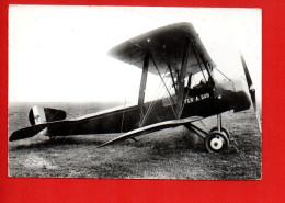 """Avion - Biplan """"Sopwith"""" Du Bombardemnt D'Essen -Guerre 1914-1918 - 1914-1918: 1ère Guerre"""