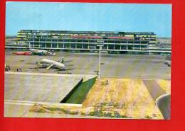 75 PARIS - Aéroport Paris-Orly - L'aérogare Vue De La Tour De Contrôle - Avion - Aéroports De Paris