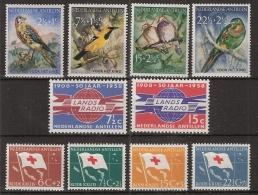 Ned Antillen 1958 Year - Complete - MNH/**/Postfrisch - Antillen