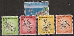 Ned Antillen 1961 Year - Complete - MNH/**/Postfrisch - Antillen