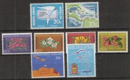 Ned Antillen 1964 Year - Complete - MNH/**/Postfrisch - Antillen