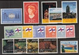 Ned Antillen 1965 Year - Complete - MNH/**/Postfrisch - Antillen