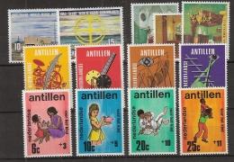 Ned Antillen 1970 Year - Complete - MNH/**/Postfrisch - Antillen