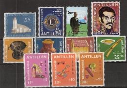 Ned Antillen 1971 Year - Complete - MNH/**/Postfrisch - Antillen