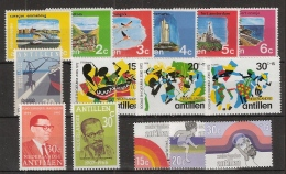 Ned Antillen 1972 Year - Complete - MNH/**/Postfrisch - Antillen