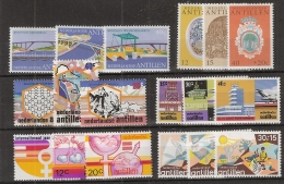 Ned Antillen 1975 Year - Complete - MNH/**/Postfrisch - Antillen