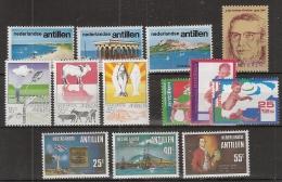 Ned Antillen 1976 Year - Complete - MNH/**/Postfrisch - Antillen