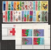 Ned Antillen 1978 Year - Complete - MNH/**/Postfrisch - Antillen