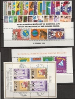 Ned Antillen 1979 Year - Complete - MNH/**/Postfrisch - Antillen