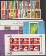 Ned Antillen 1980 Year - Complete - MNH/**/Postfrisch - Antillen