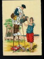 ILLUSTRATEUR E. NAUDY, GUYENNE, BLASON, HERALDIQUE,BD N°1.186S - Naudy