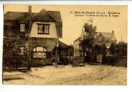 A 18693  -  Mont-de-l'Enclus (Orroir)   -   Kluisberg  -  Patisserie Tea-Room De L'Enclus  E. Losa - Kluisbergen
