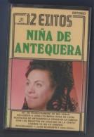 CASETE 12 EXITOS - NIÑA DE ANTEQUERA - COLUMBIA - Casetes