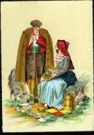 ILLUSTRATEUR E. NAUDY, BIGORRE, BLASON, HERALDIQUE,BD N°1.186 U - Naudy