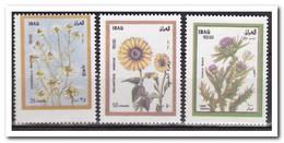 Irak 1998, Postfris MNH, Flowers - Irak