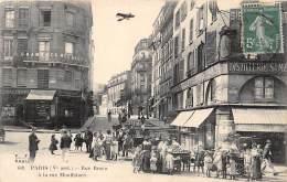 75 - PARIS - Rue Broca à La Rue Mouffetard - Très Belle Animation - District 05