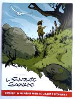 DOSSIER DE PRESSE MONIN - L'ENVOLEE SAUVAGE - Libri, Riviste, Fumetti