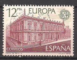 Spanien (1978)  Mi.Nr.  2367  Gest. / Used  (1fa08)  EUROPA - 1931-Heute: 2. Rep. - ... Juan Carlos I