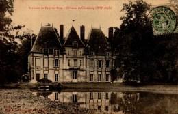 27-CHATEAU DE CHAMBRAY..CPA - France