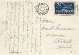 Carte 25 Helvetia Bern Gesamtansicht 1934