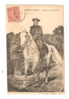 CPA  BUFFALO à CHEVAL Buffalo Bill's Wild West 1903 - Stati Uniti