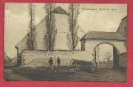 Donstiennes - Entrée De Ferme ( Voir Verso ) - Thuin