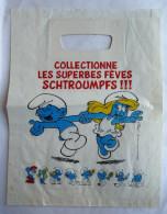 Petit Sac à Galette Des Rois - Illustré SCHTROUMPF PEYO 1995 - Altri