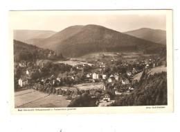CPA  Bad Herrenalb Schwarzwald  Falkenstein Gesehen 1945 - Bad Herrenalb