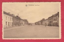 Farciennes - Grand'Place  (  Voir Verso ) - Farciennes