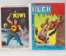 Les Albums Du Grand Blek N° 106, 1967, Rare. - Blek
