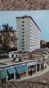 CPSM CRETEIL 94 CENTRE COMMERCIAL DES MECHES ET RUE DE LA FOSSE AUX MOINES 1965 BOULANGERIE - Creteil