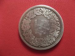 Suisse - Franc 1851 A 2391 - Switzerland