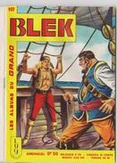 Les Albums Du Grand Blek N° 107, 1967, Rare. - Blek